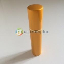 20 ml Gold & Gümüş Metal Kalem Şişe- 330 Adet - Thumbnail