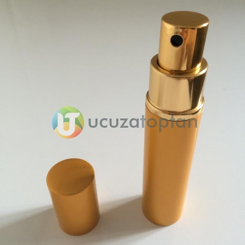 20 ml Gold & Gümüş Metal Kalem Şişe- 330 Adet
