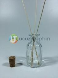 100 ml İksir Difüzür Model Bambu Koku Şişesi - Thumbnail