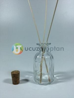 100 ml İksir Difüzür Model Bambu Koku Şişesi
