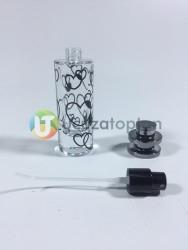 30 ml Rengarenk Boş Parfüm Şişesi - 1 Koli (120 Adet) - Thumbnail