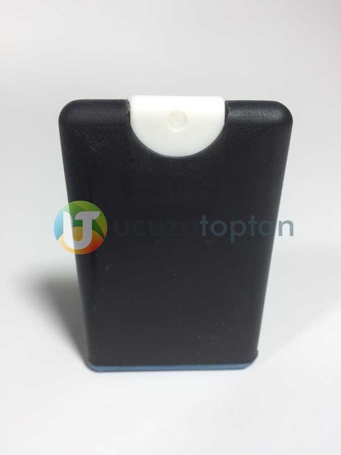 6 ml Plastik Kaset Parfüm Şişesi (Ebat: 5,5 x 8,5 cm)