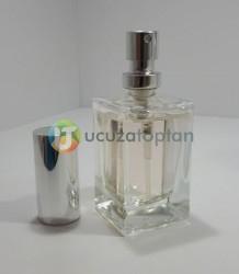 Kapatma Valfli 25 cc Boş Parfüm Şişesi (1 Koli: 180 Adet) - Thumbnail