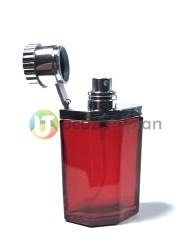 Kırmızı Renk 30 ml Tester Cam Şişe - 1 Koli (192 Adet) - Thumbnail