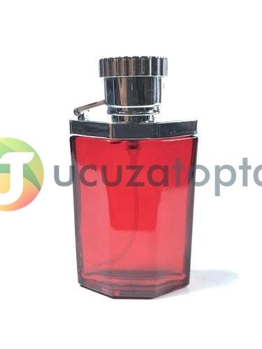 Kırmızı Renk 30 ml Tester Cam Şişe - 1 Koli (192 Adet)