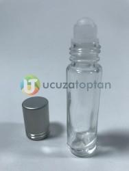 Minik Boncuk Tıpalı 10 cc Roll On Esans Tester Şişesi - 1 Koli (600 adet) - Thumbnail