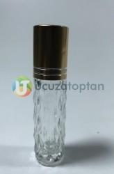 Yuvarlak Boncuklu Baklava Dilim Desen 7 cc Roll On Şişe - 1 Koli (600 adet) - Thumbnail