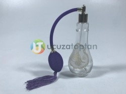 Antik Hortum Spreyli 120 cc Boş Parfüm Şişesi (1 Koli 80 Adet) - Thumbnail