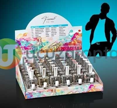 Feremon 50cc Erkek Parfüm 24 lü Stantlı Set