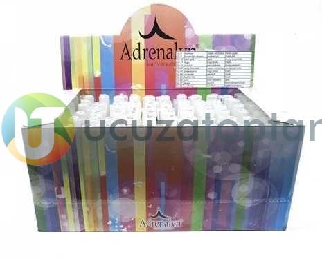 Adrenalyn 72'li Kalem Parfüm Seti (Erkek)