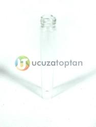 Kapaksız ve Valfsiz 10 cc Şeffaf Boş Kalem Parfüm Şişesi (1 Koli - 1300 Adet) - Thumbnail