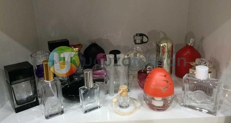 Farklı Türde Parfüm Şişeleri İçin Arayınız