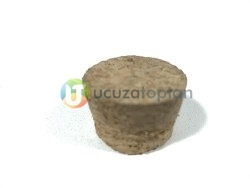 Mantar Tıpa Kapak (3 x 2,5 x 2 cm) - Thumbnail