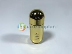 Mini Boy Sarı Renk Bayan VIP 35 ml Tester Cam Şişe - 1 Koli (192 Adet) - Thumbnail
