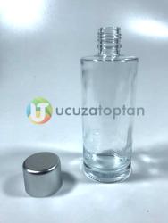 Plastik Kapaklı 200 cc Kolonya Şişesi - 1 Koli (48 Adet) - Thumbnail