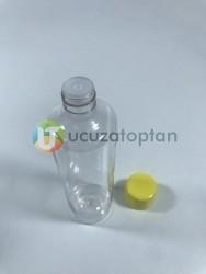 Pet Şişe Plastik 400 cc Kolonya Şişesi - (Minimim 1000 Adet) - Thumbnail