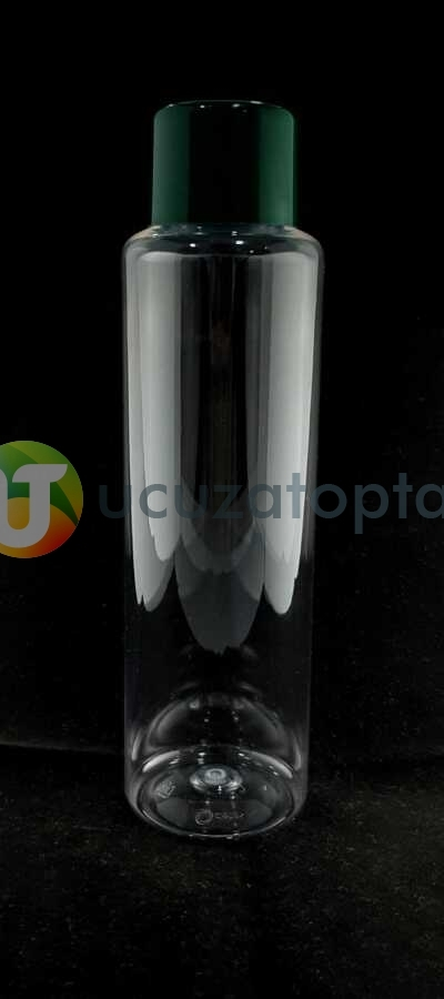 Pet Şişe Plastik 400 cc Kolonya Şişesi - (Minimim 1000 Adet)