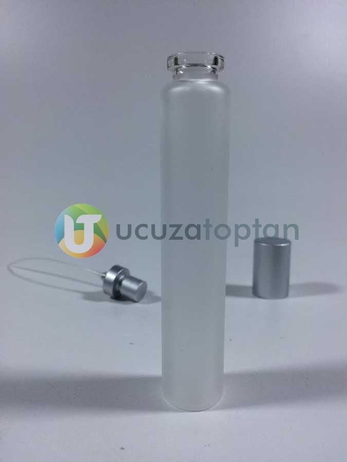 Sıkma Ağızlı Tüp Model 35cc Boş Kalem Parfüm Şişesi - 1 Koli (500 Adet)
