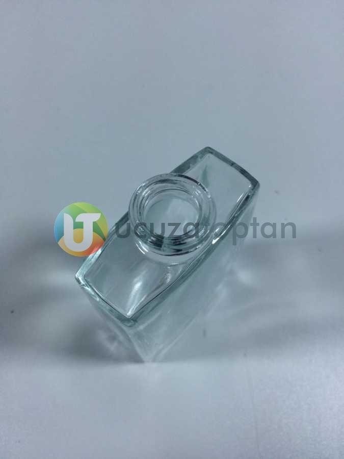 Sıkma Valfli 50 ml Boş Parfüm Şişesi (1 Koli: 120 Adet)