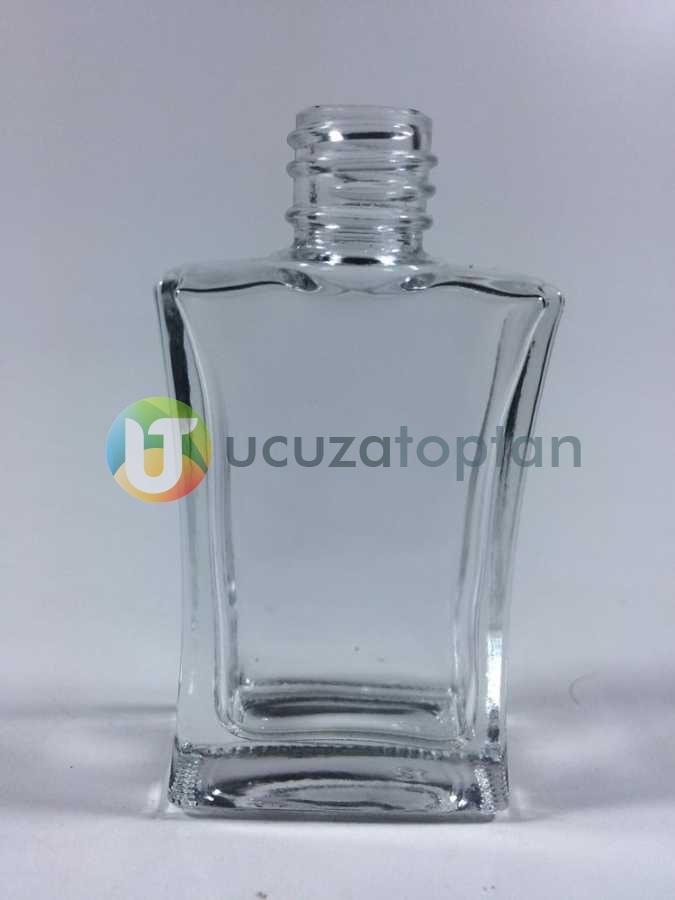 30 cc İç Bükey Boş Cam Parfüm Şişesi - 1 Koli (192 Adet)